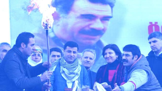 İşte HDP'nin Türkiye'yi Bölme Programı