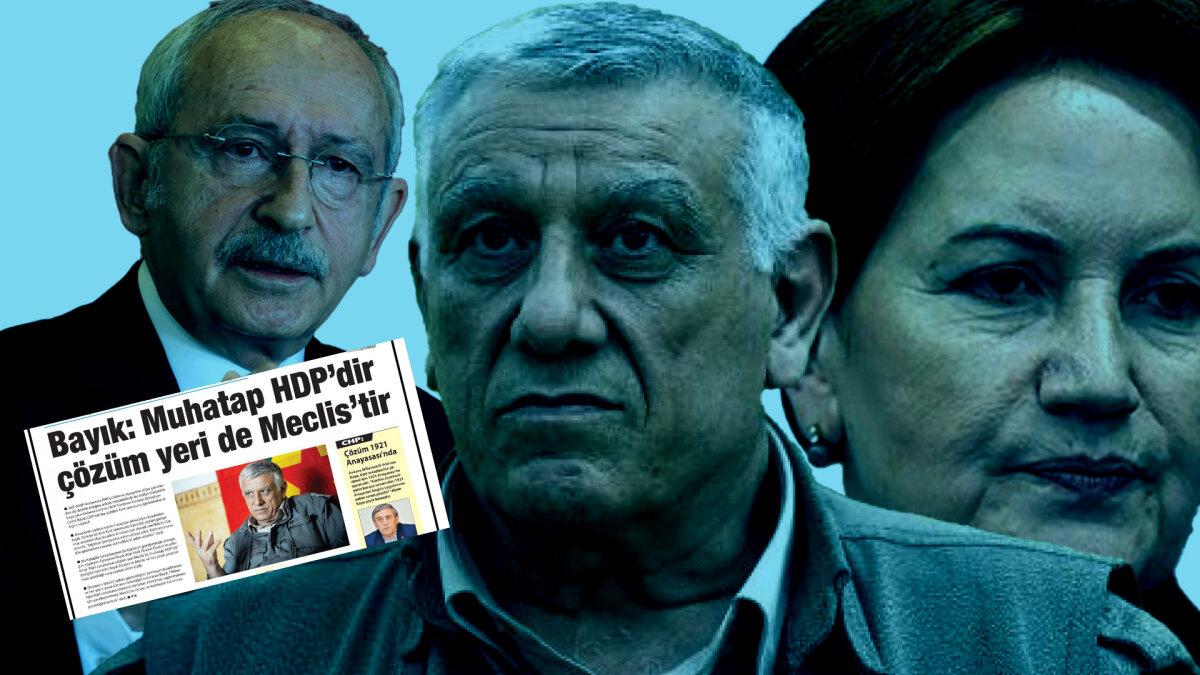 PKK'dan CHP'ye Destek