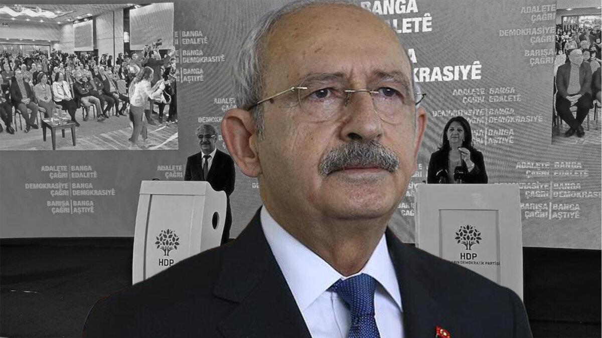 Kılıçdaroğlu'ndan HDP'nin Bölücü Programına Destek