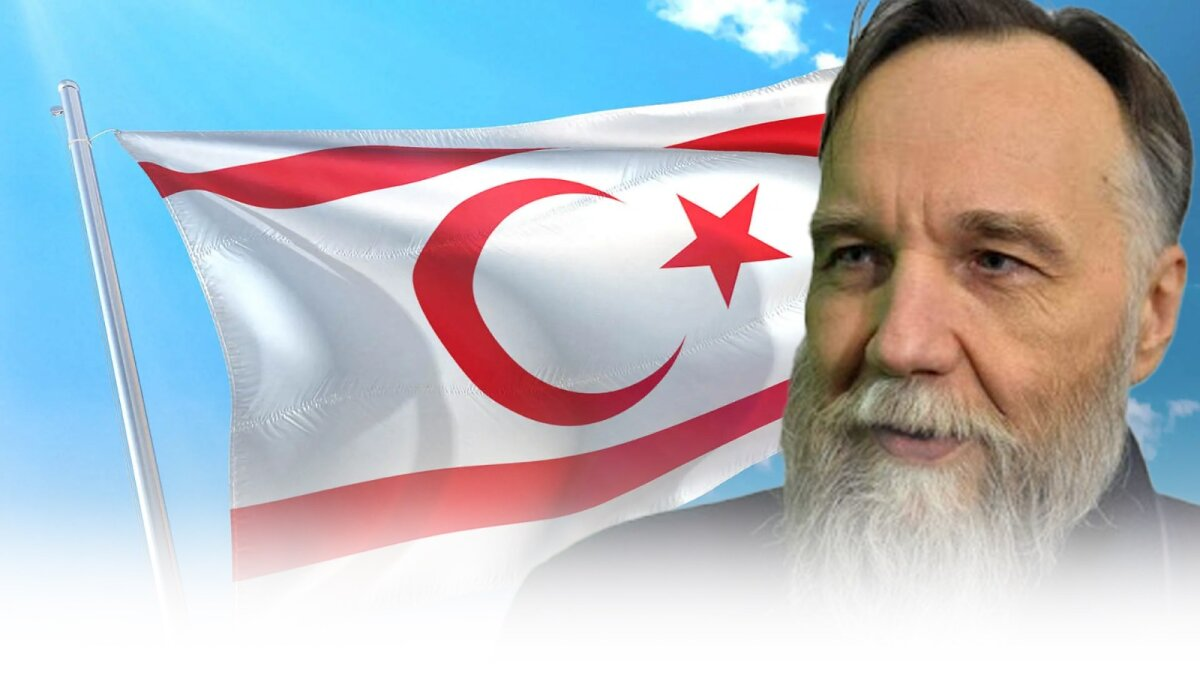 """Rusya Devlet Başkanı Danışmanı Prof.Dr.Dugin : """"KKTC'yi Tanıyabiliriz"""""""