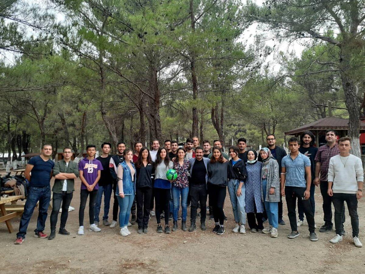 Geleneksel TGB İzmir Piknik Buluşması Sona Erdi