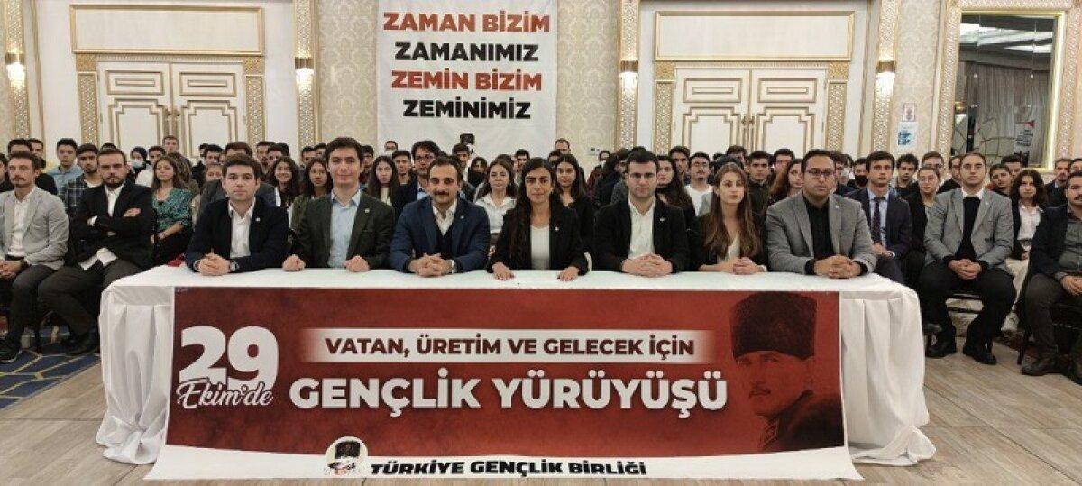 TGB 29 Ekim Cumhuriyet Bayramı Programını Açıkladı