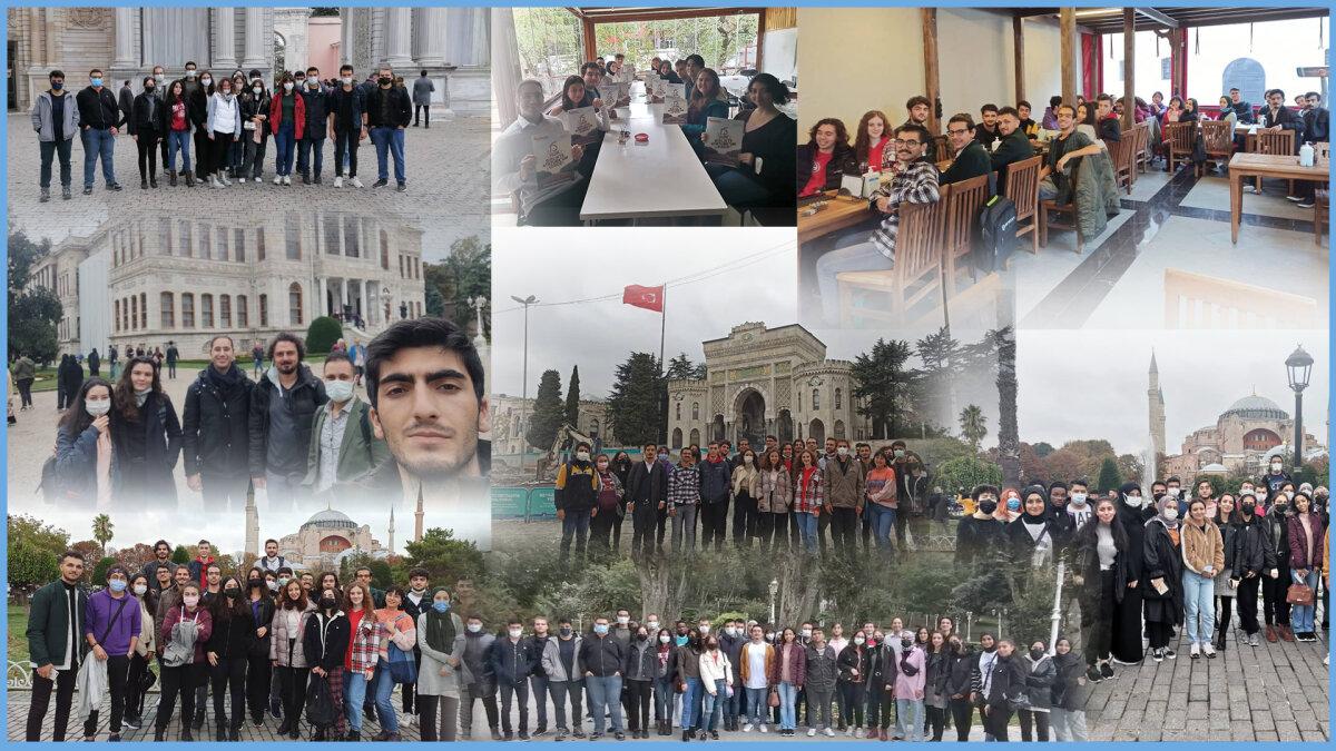 TGB'lilerin Tarihi İstanbul Gezisi