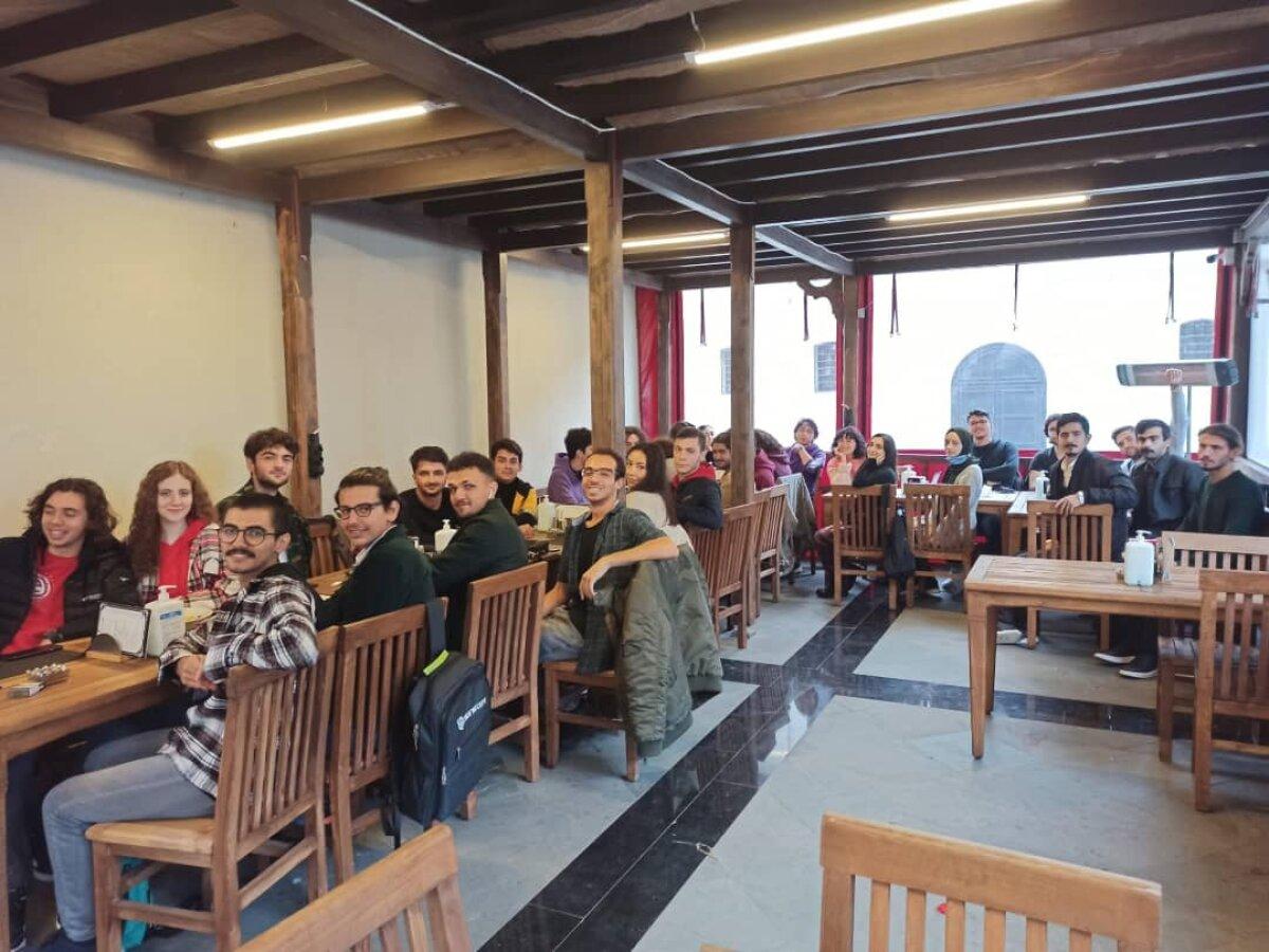 TGB Marmara Birim Örgütü Kahvaltısı