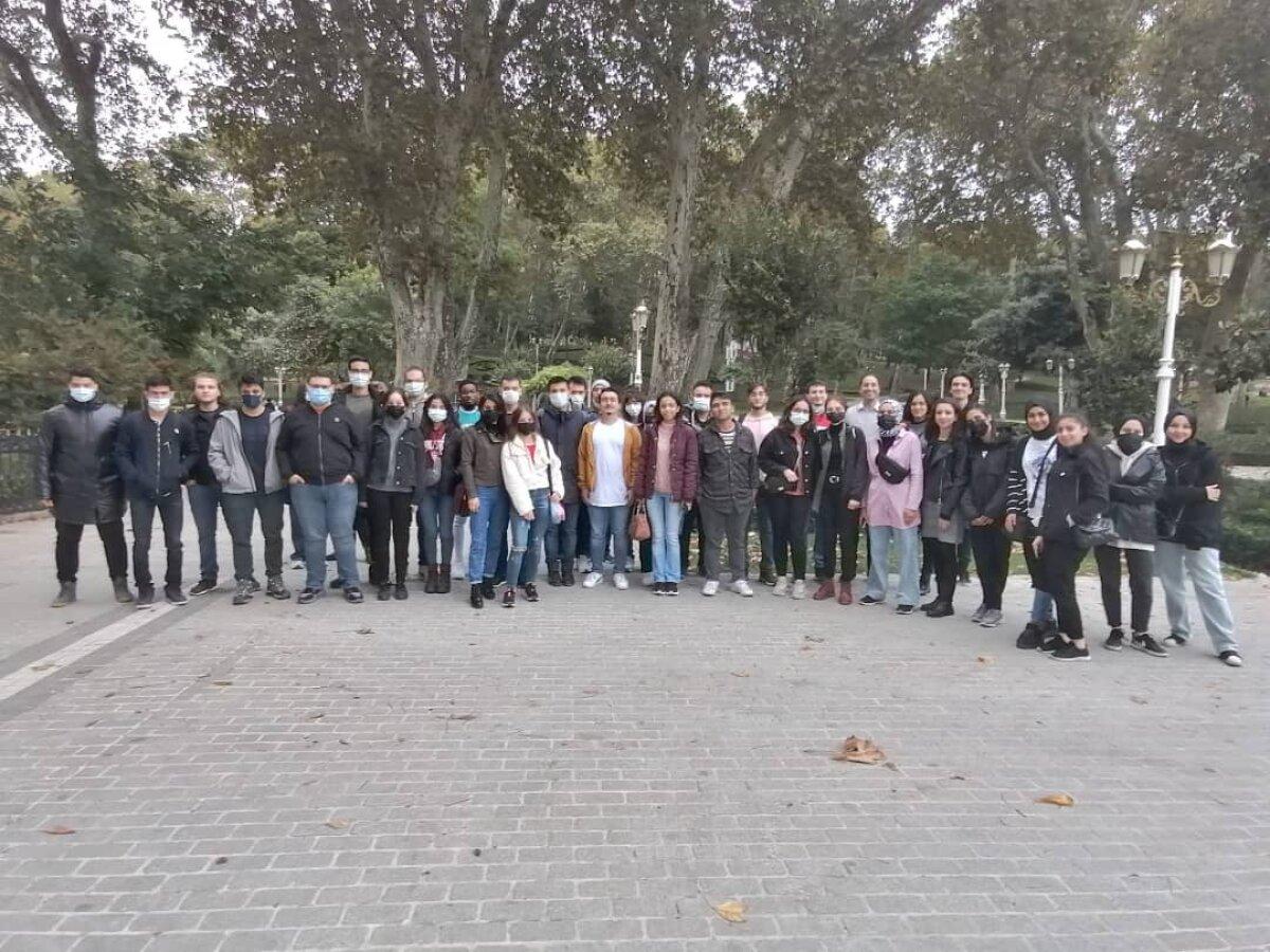 Özel Üniversiteler Birim Örgütü Gülhane Parkı Gezisi