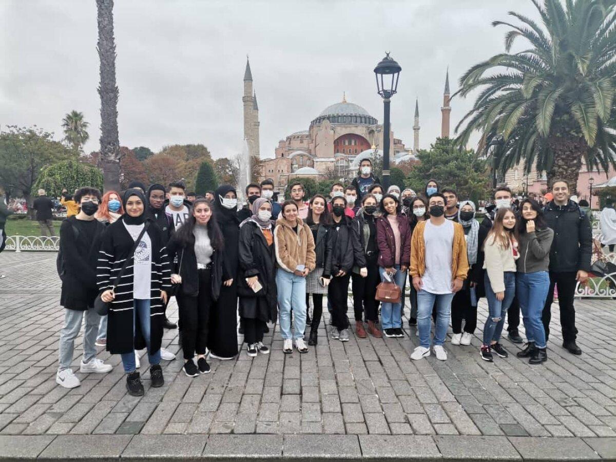 TGB Çapa Birim Örgütü Ayasofya Gezisi