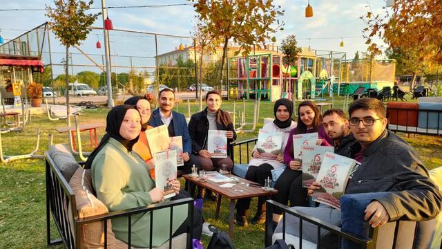 Bursa Karacabey İlçe Temsilciliği Kuruldu