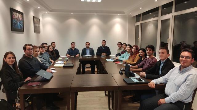 TGB Ankara Genişletilmiş İl Yönetim Kurulu Toplantısını Yaptı
