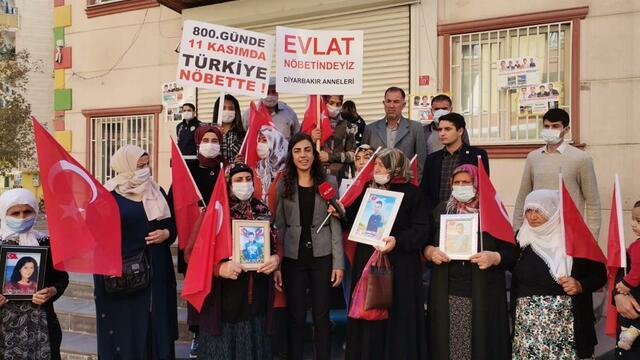 TGB'den Diyarbakır Annelerine Ziyaret
