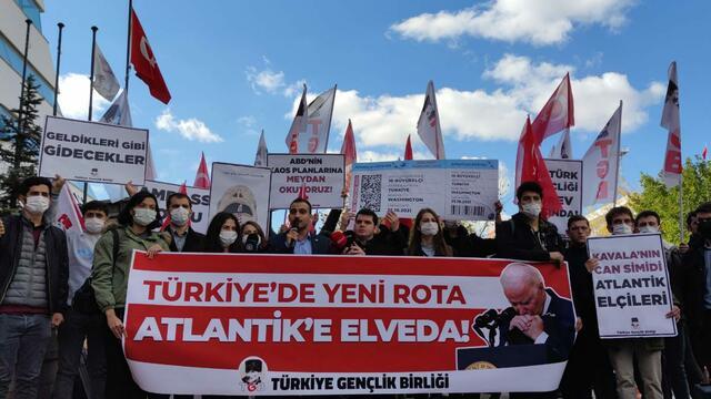TÜRKİYE'DE YENİ ROTA  ATLANTİK'E ELVEDA