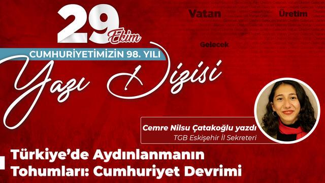 Türkiye'de Aydınlanmanın Tohumları: Cumhuriyet Devrimi
